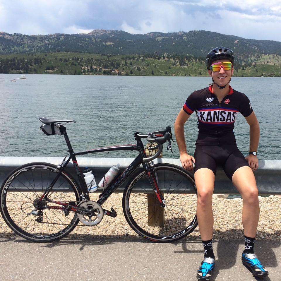 Cycling in colorado